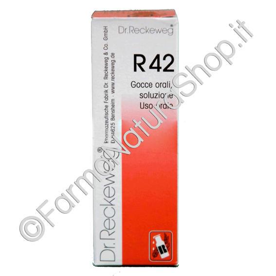 DR. RECKEWEG R42 Gocce