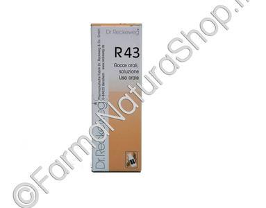 DR. RECKEWEG R43 Gocce