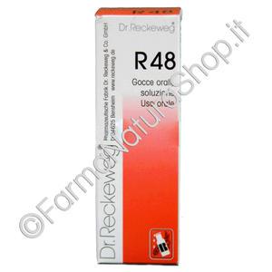 DR. RECKEWEG R48 Gocce