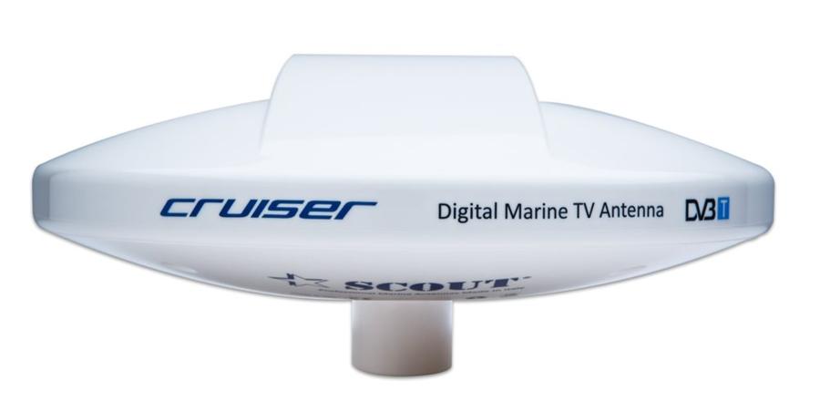 Antenna Nautica TV, FM e DAB  Scout Cruiser - Offerta da Mondo Nautica 24