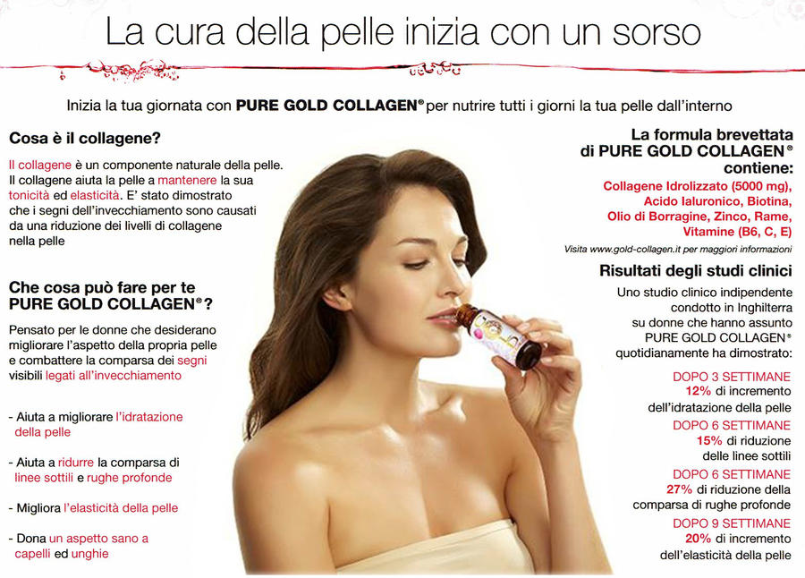 PURE GOLD COLLAGEN® ►PROMO 3 X 2◄