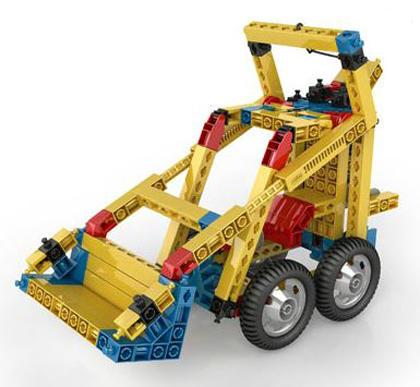 Set Costruzioni Inventor Pro 40 Modelli Motorizzati di Engino Offerta