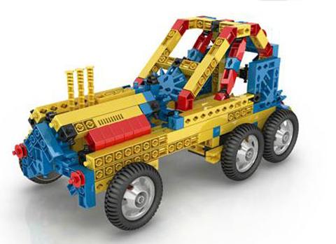 Set Costruzioni Inventor Pro 80 Modelli Motorizzati di Engino Offerta
