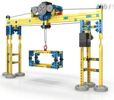 Set Costruzioni Inventor Pro 100 Modelli Motorizzati di Engino Offerta