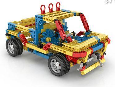 Set Costruzioni Inventor Pro 100 Modelli Motorizzati di Engino