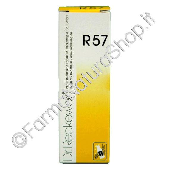 DR. RECKEWEG R57 Gocce