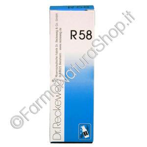 DR. RECKEWEG R58 Gocce