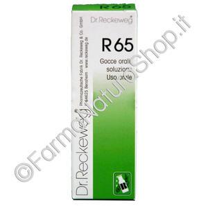 DR. RECKEWEG R65 Gocce
