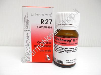DR. RECKEWEG R27 Compresse
