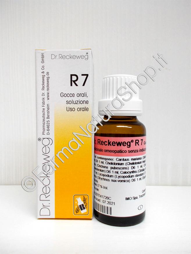 DR  RECKEWEG R7 Gocce