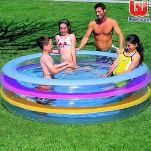 Piscine rotonde for Piscina gonfiabile