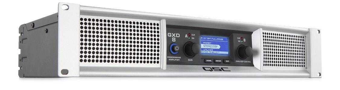 QSC GXD8