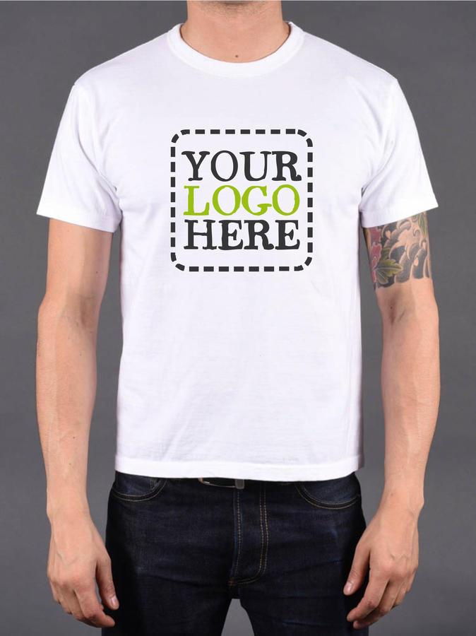 T-shirt Bianca Personalizzata PPM325 da 10 pz