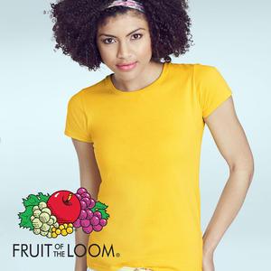 T-shirt Donna Colorata Personalizzata PFR610820C