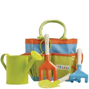Briers® Kids Garden Tool Bag Set - Borsa utensili giardino