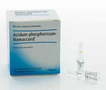HEEL ACIDUM PHOSPHORICUM HOMACCORD Fiale