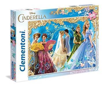 Clementoni 27930 Cenerentola Puzzle 104 Pezzi Cinderella