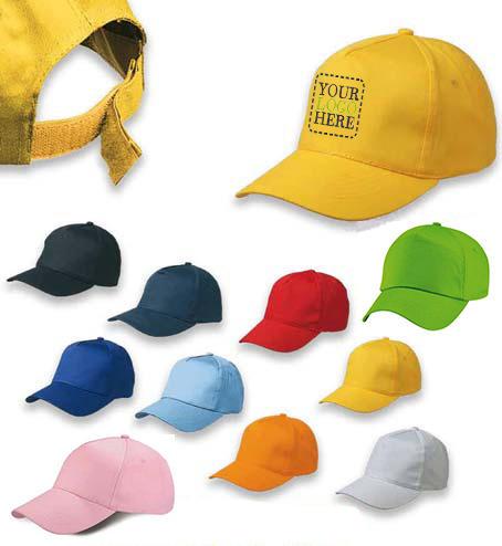 Cappello Golf Personalizzato PK18040 da 50 pz