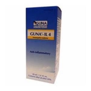 GUNA Interleukin 4 4CH Gocce