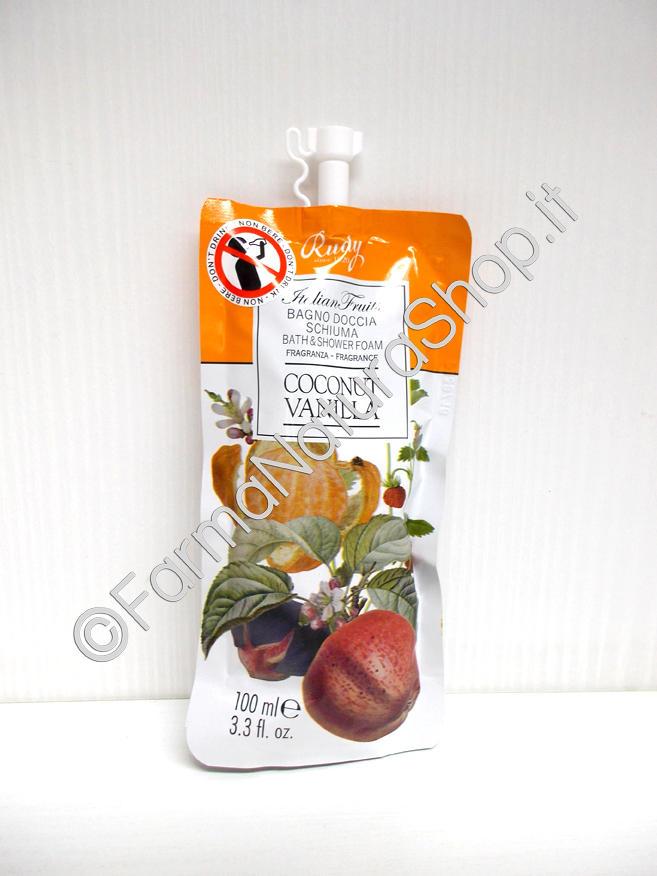 RUDY ITALIAN FRUITS Bagno Doccia Schiuma