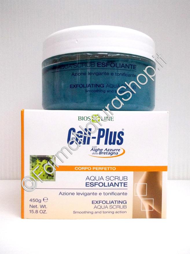 Cell-Plus® AQUA SCRUB Esfoliante
