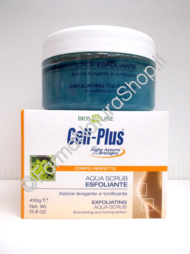 Cell-Plus® AQUA SCRUB Esfoliante