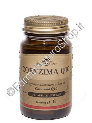 SOLGAR Coenzima Q10