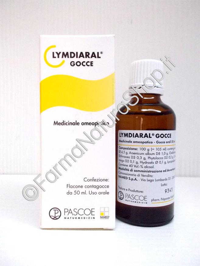 Pascoe  Lymdiaral® 50 ml gocce