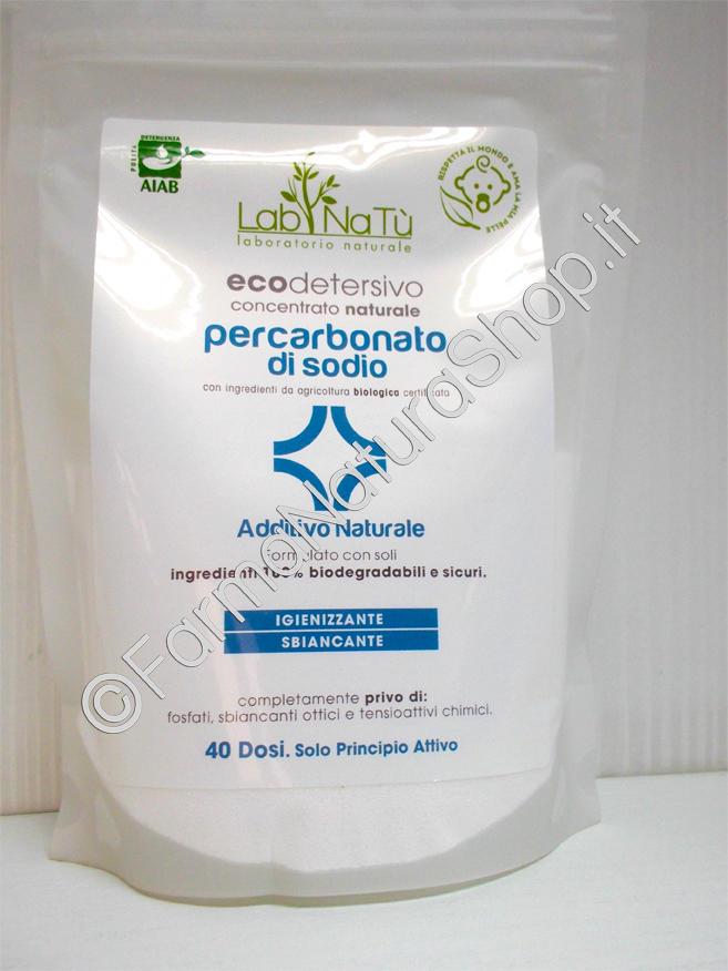 LAB.NATU' Percarbonato di sodio - Ecodetersivo Multiuso Concentrato Naturale