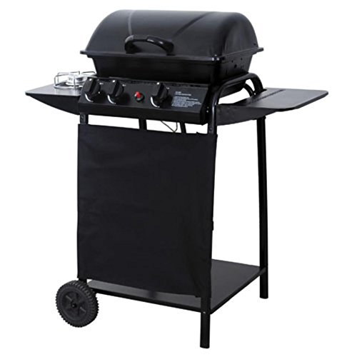 Barbecues a gas GULLIVER papillon 94 x 48 H 97