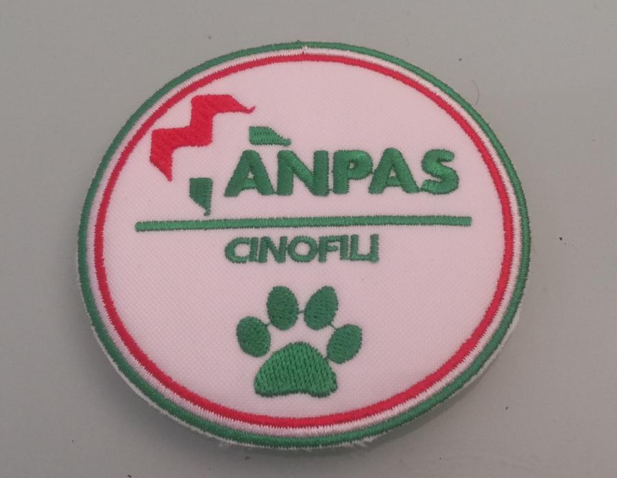 Patch Anpas Cinofili