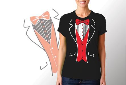 T-shirt Giacca/Donna