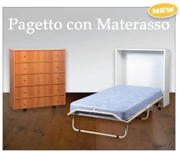 Mobili letto - Mobile letto richiudibile ...
