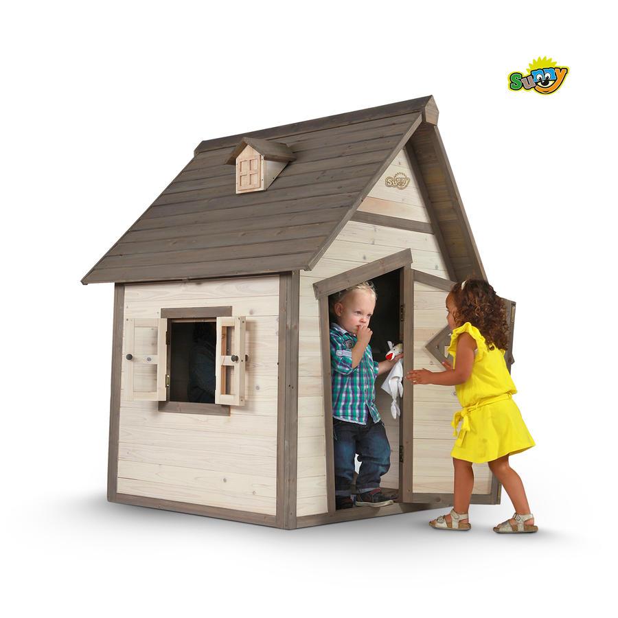 """Casetta per Bambini in Legno di Cedro """"Cabin"""" di SUNNY"""