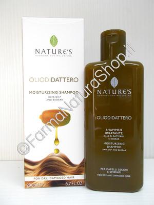 NATURE'S OLIO DI DATTERO SHAMPOO IDRATANTE