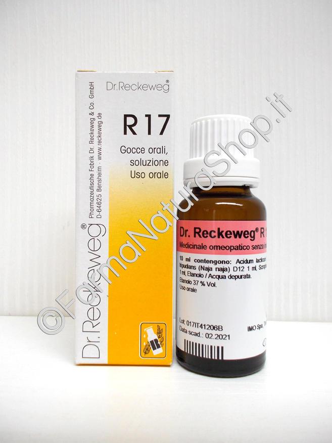 DR. RECKEWEG R17 Gocce