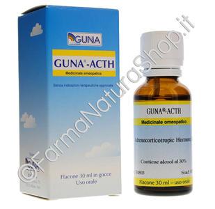 GUNA ACTH D6 Gocce