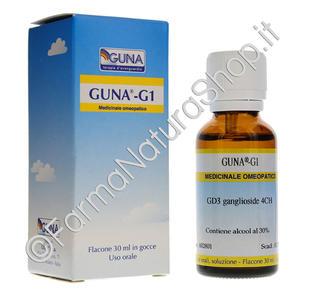 GUNA G1 4CH Gocce