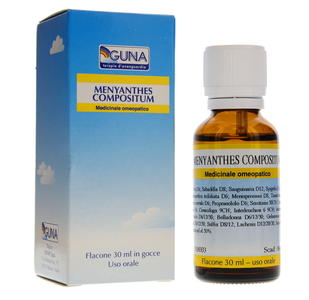 GUNA MENYANTHES COMPOSITUM Gocce
