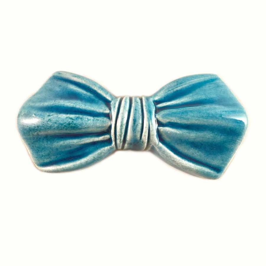 papillon ceramica jack/ azzurro