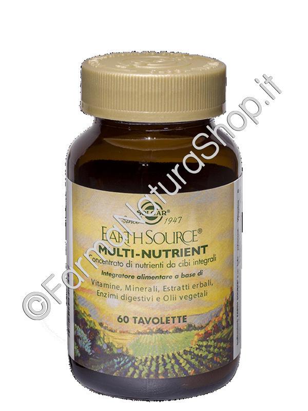 SOLGAR Earth Source Multinutrient