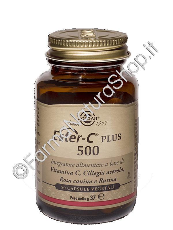 SOLGAR Ester-C® - PLUS 500
