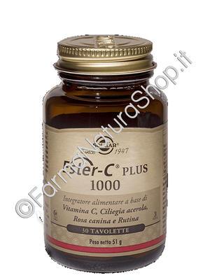 SOLGAR Ester-C® - PLUS 1000
