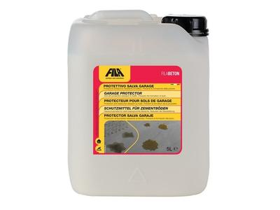 FILABETON - Turapori sigillante per pavimenti in cemento 5 litri Protettivo salva garage