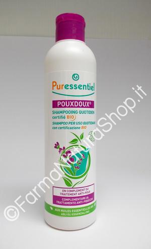 PURESSENTIEL ANTI-PIDOCCHI - Shampoo Pouxdoux
