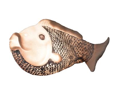 Lampada a Forma di Pesce in Poliresina di Artesania Esteban - Mondo Nautica 24