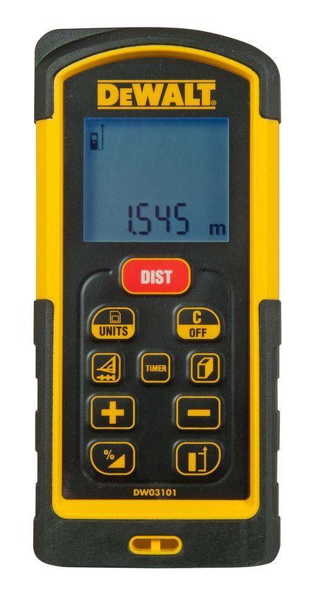 Misuratore laser mt.50 DEWALT DW03050-XJ Telemetro
