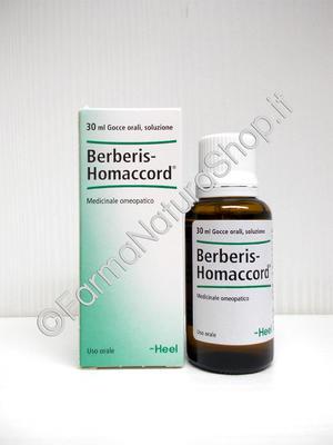 HEEL BERBERIS HOMACCORD Gocce