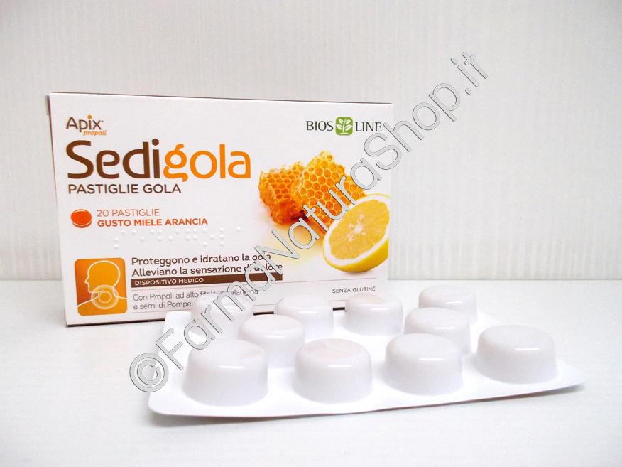 APIX® Sedigola Pastiglie Gola