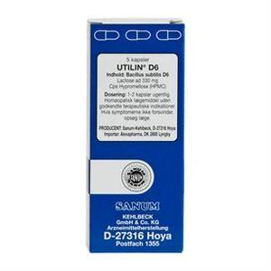 SANUM UTILIN® D6 Capsule